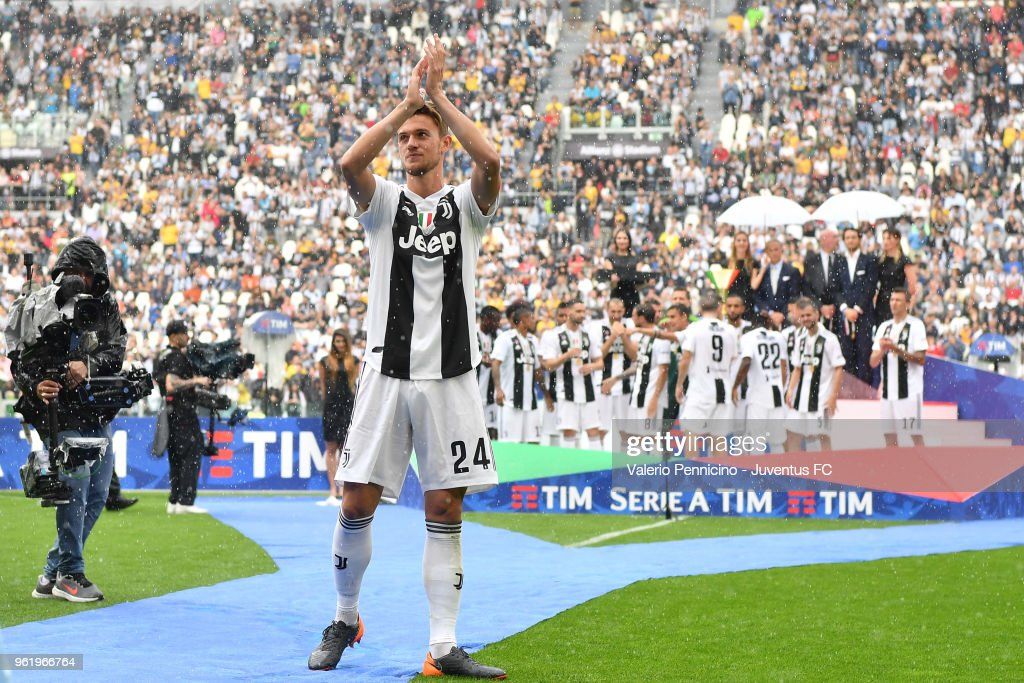 Juventus v Hellas Verona FC - Serie A : News Photo