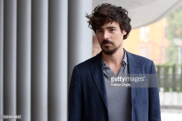Daniele Silvestri attends the Alice Nella Città Photocall at the Maxxi Museum on October 1 2018 in Rome Italy