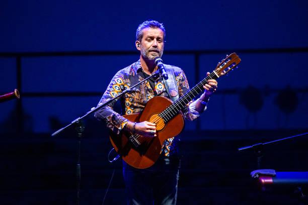 ITA: Daniele Silvestri Performs In Gardone Riviera