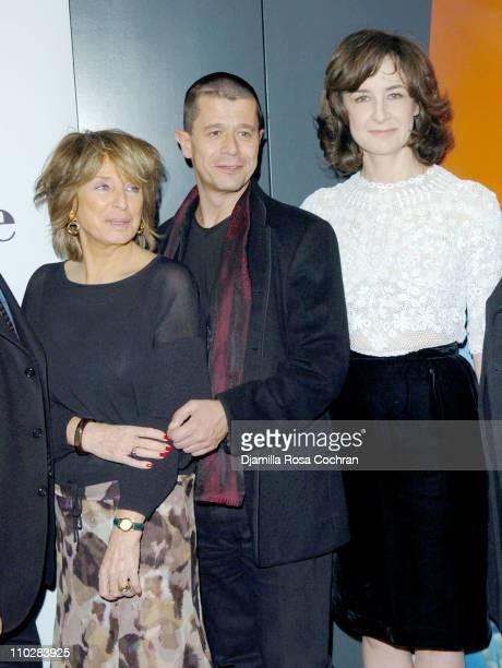 Daniele Thompson Emmanuel Carrere and Valerie Lemercier