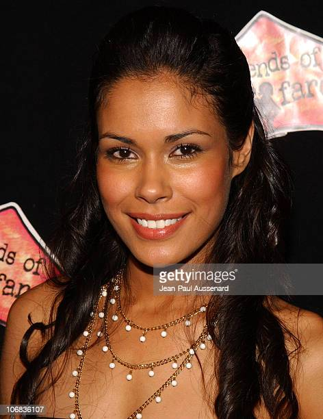 Daniella Alonso during Molly Sims Hosts the 3rd Annual Night With The Friends of El Faro Benefit Arrivals at Henri Fonda Theatre in Hollywood...