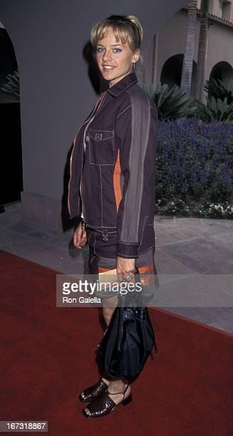 Daniella Deutscher attends NBC TV Summer Press Tour on July 19 1997 at the Ritz Carlton Hotel in Pasadena California