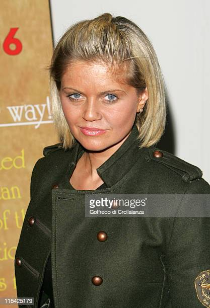 Daniella Westbrook during Daniella Westbrook at the Professional Beauty Show Photocall at ExCeL in London Great Britain