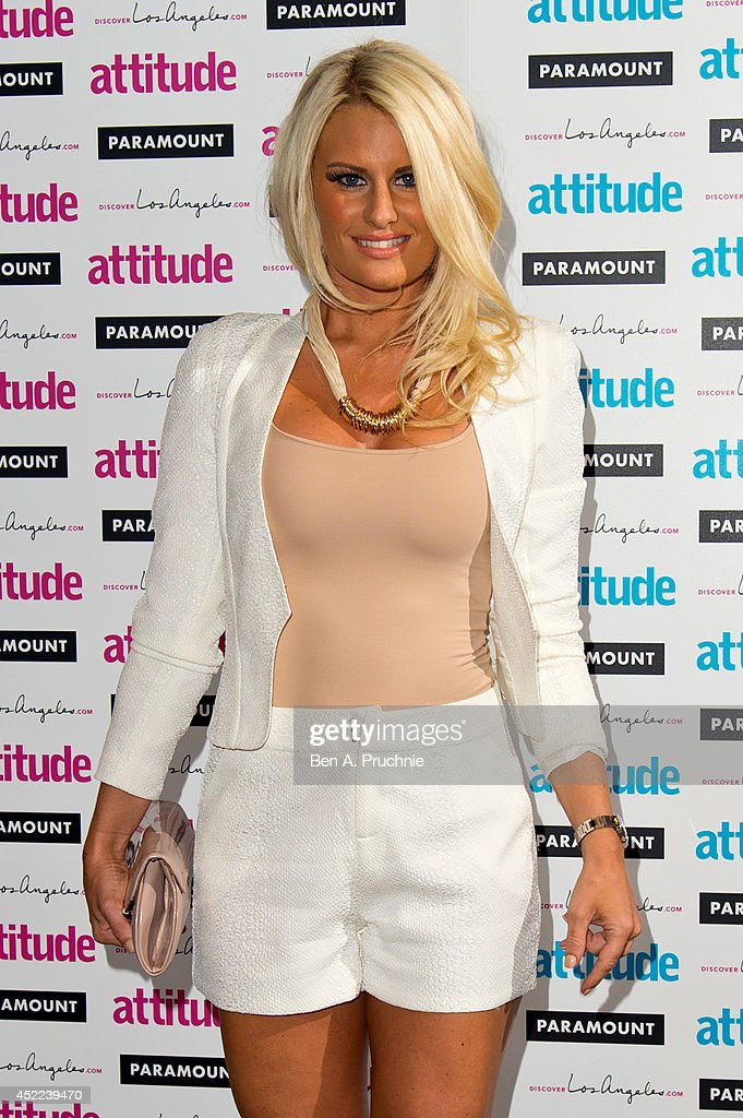 Attitude Magazine Hot 100 Party - Arrivals Photos and Images ...