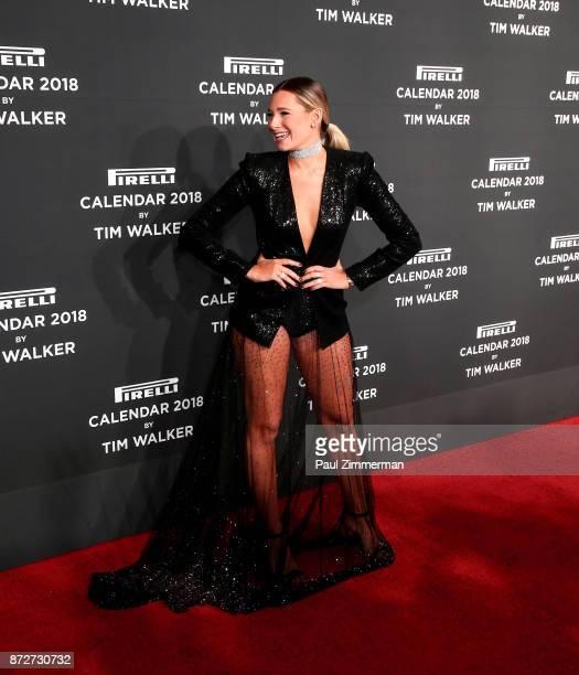 Danielle Bernstein attends Pirelli Calendar 2018 Launch Gala at The Manhattan Center on November 10 2017 in New York City