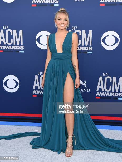 Danielle Bradbery attends the 54th Academy of Country Music Awards at MGM Grand Garden Arena on April 07 2019 in Las Vegas Nevada