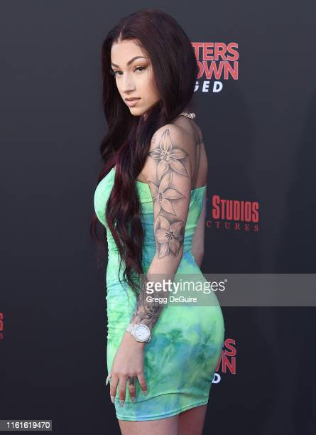 Danielle Bregoli arrives at the LA Premiere Of Entertainment Studios' 47 Meters Down Uncaged at Regency Village Theatre on August 13 2019 in Westwood...