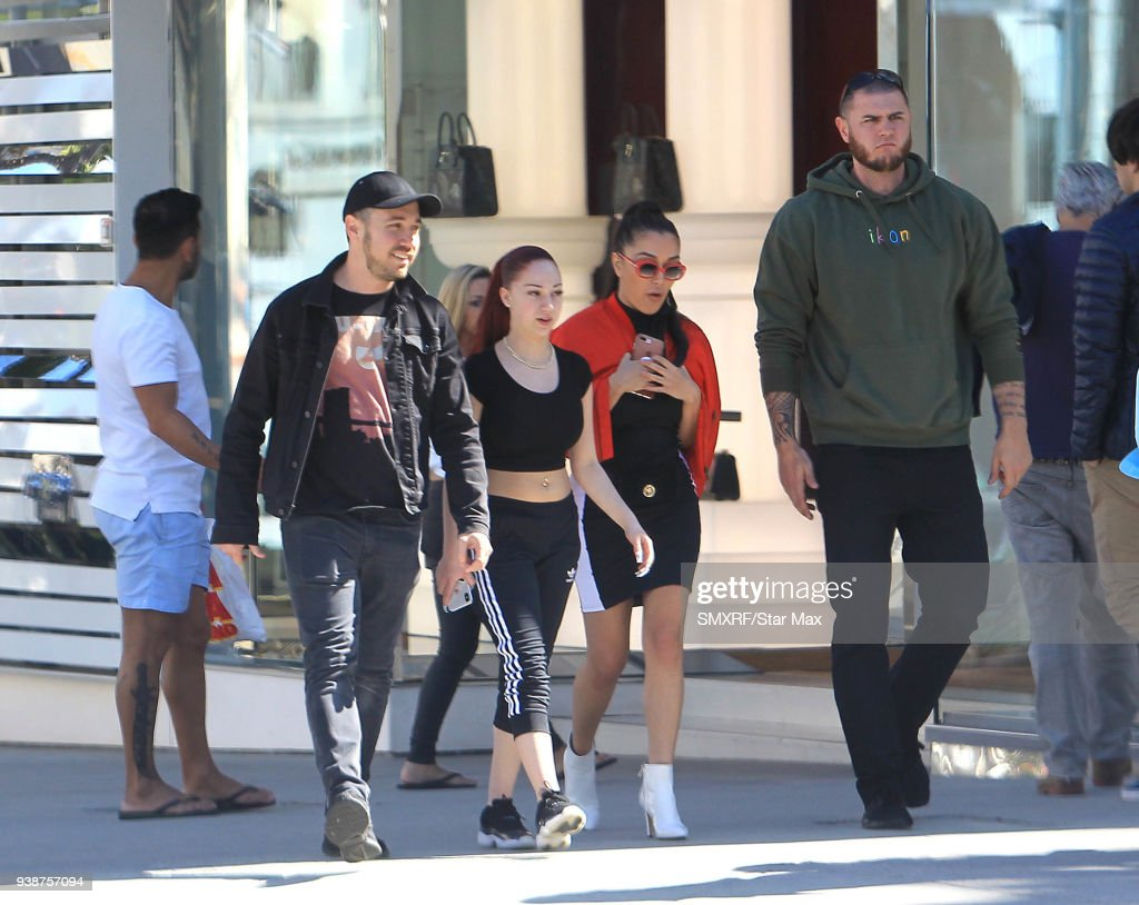 Celebrity Sightings In Los Angeles - March 26, 2018