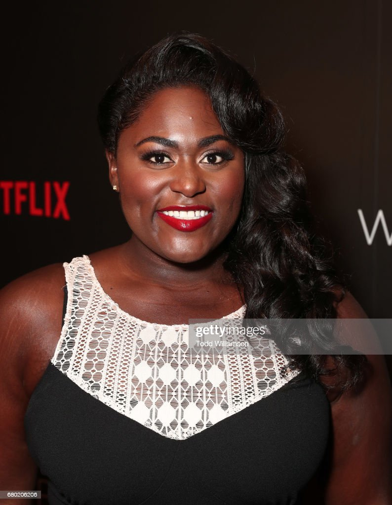 Danielle Brooks attends Netflix's FYSEE Kick-Off Event at Netflix FYSee Space on May 7, 2017 in Beverly Hills, California.