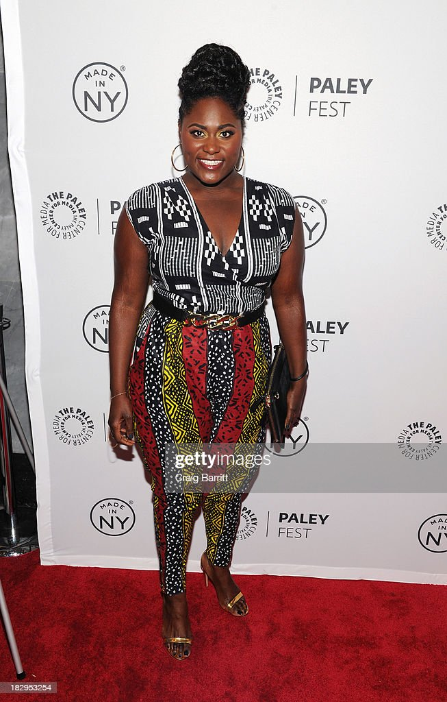 Danielle Brooks attends 'Orange Is the New Black' during 2013 PaleyFest: Made In New York at The Paley Center for Media on October 2, 2013 in New York City.