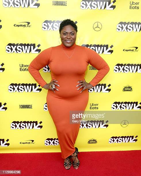 Danielle Brooks attends the premiere of 'The Day Shall Come' during the 2019 SXSW Conference and Festivals at the Paramount Theatre on March 11 2019...