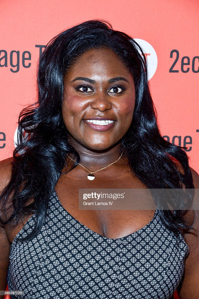 Danielle Brooks attends the 'Whorl Inside A Loop' off-broadway opening night after party at Four at Yotel on August 27, 2015 in New York City.