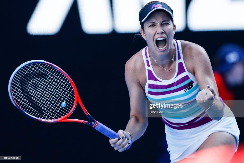 2019 Australian Open - Day 9 : Photo d'actualité