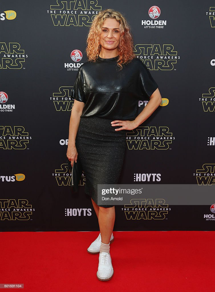 'Star Wars: The Force Awakens' Australian Premiere - Arrivals