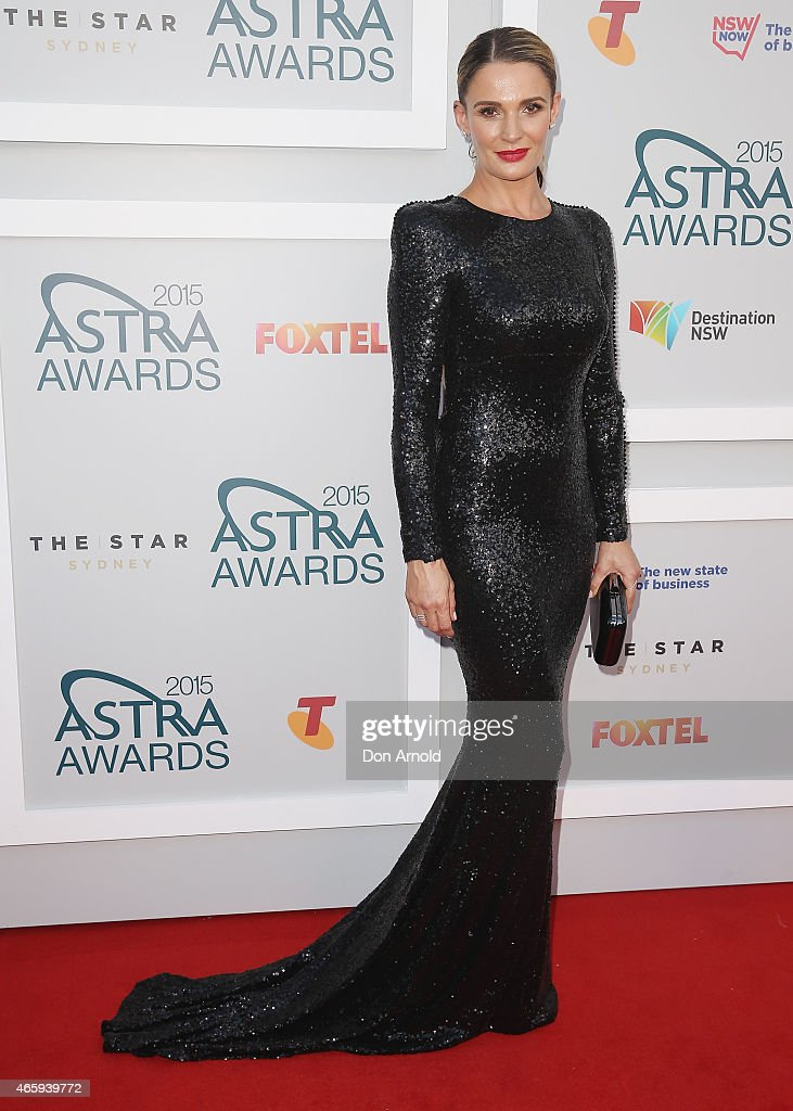 2015 ASTRA Awards - Arrivals