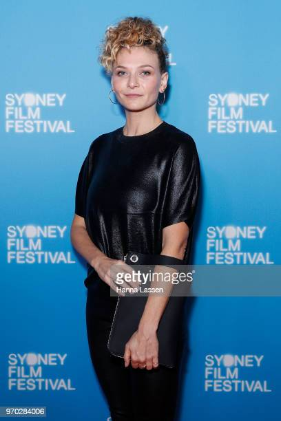 Danielle Cormack attends a screening of 1% as part of the Sydney Film Festival 2018 at Event Cinemas George Street on June 9 2018 in Sydney Australia