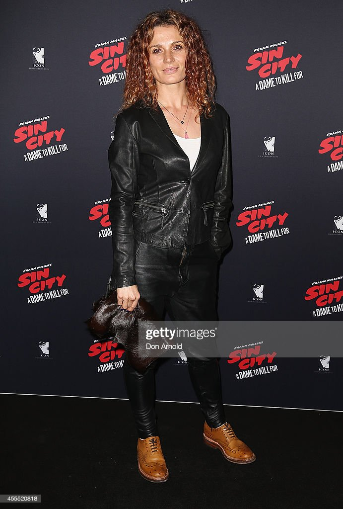 """""""Sin City: A Dame To Kill For"""" Sydney Premiere - Arrivals"""