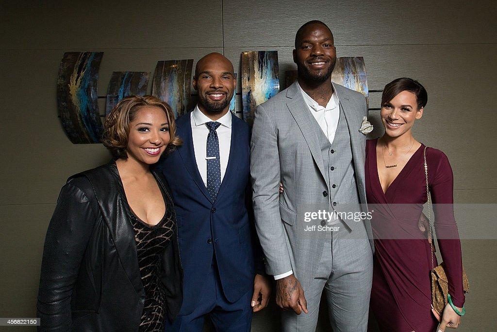 Michigan Avenue Magazine's October Cover Celebration Hosted By Chicago Bears Matt Forte