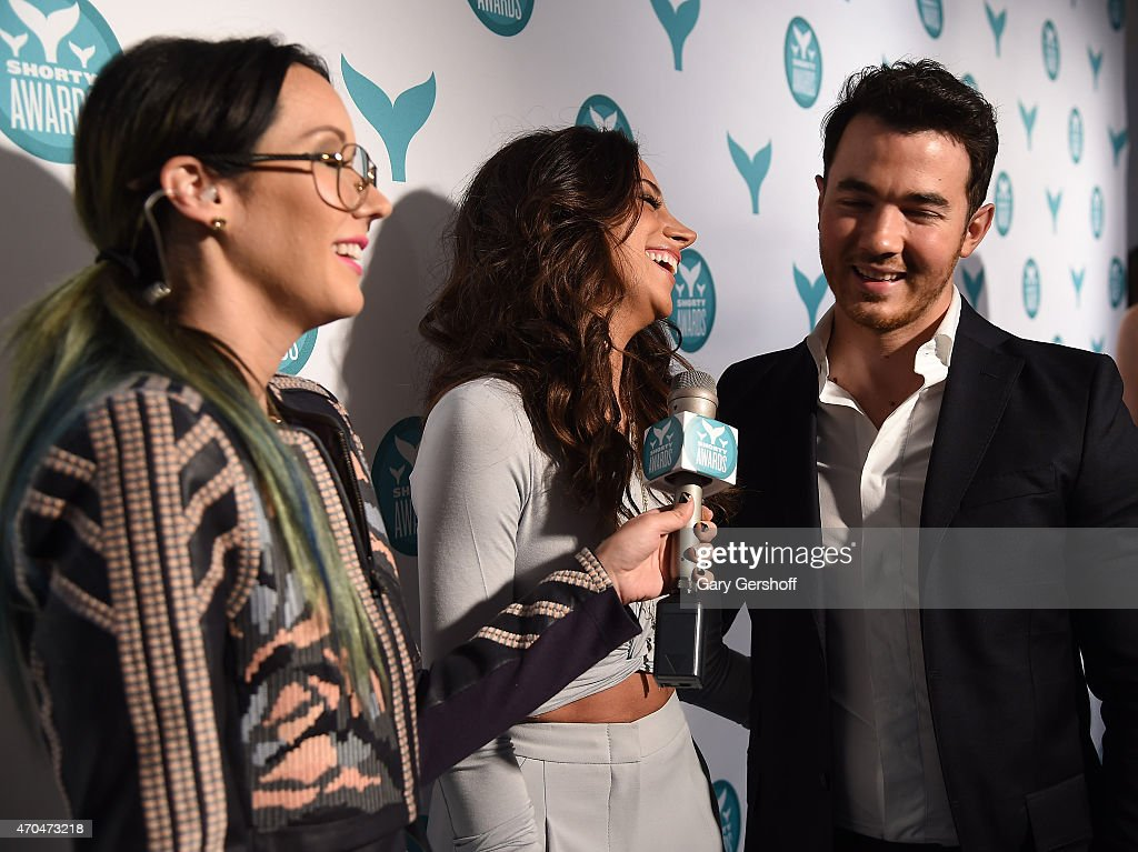 The 7th Annual Shorty Awards - Arrivals And Pre-Show : News Photo