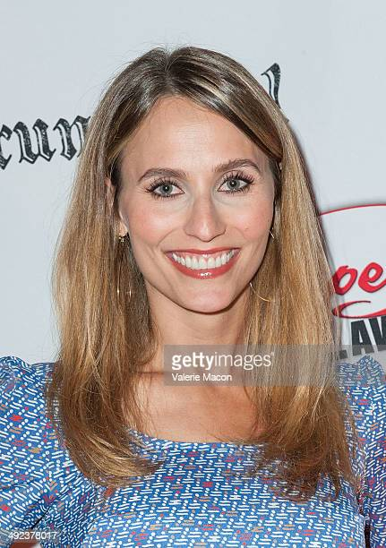 Danielle Demski arrives at CollidEdance's Runaway An AllMale Dance Theatre Production Opening Nightat Avalon on May 19 2014 in Hollywood California