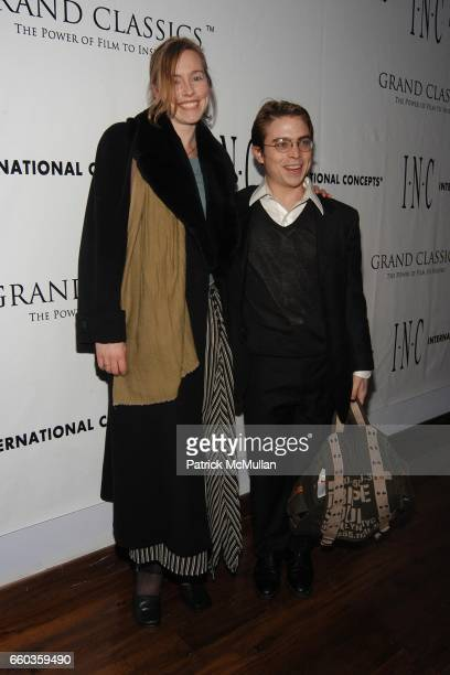 Danielle Duclos and Alexander Nixon attend Gael Garcia Bernal hosts a special screening of Memorias Del Subdesarrollo as part of THE WEEK'sTHE GRAND...