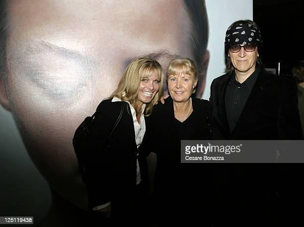 Danielle Guttman Gisela Guttman and Gottfried Helnwein
