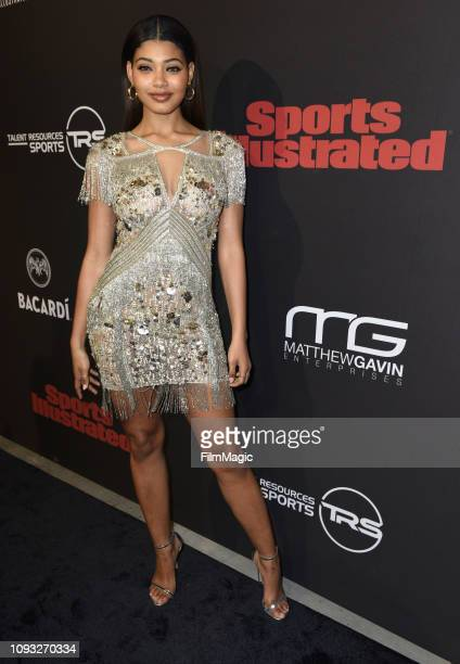 Danielle Herrington attends Sports Illustrated Saturday Night Lights powered by Matthew Gavin Enterprises and Talent Resources Sports on February 2...