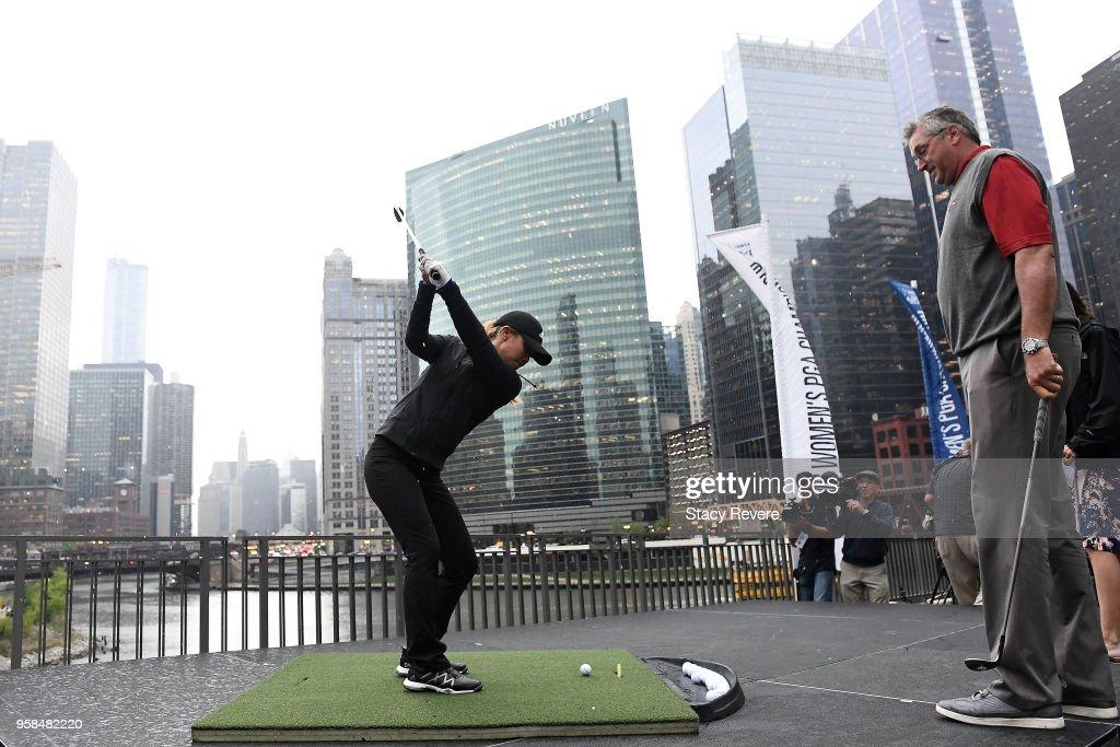 KPMG Women's PGA Championship Media Day