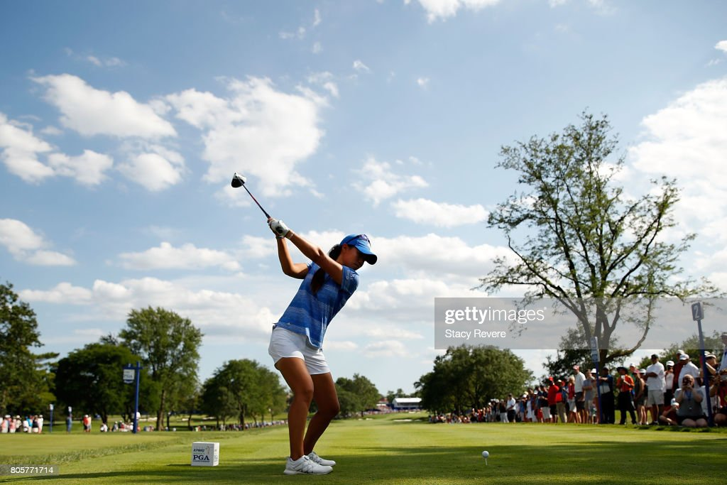 KPMG Women's PGA Championship - Final Round : News Photo