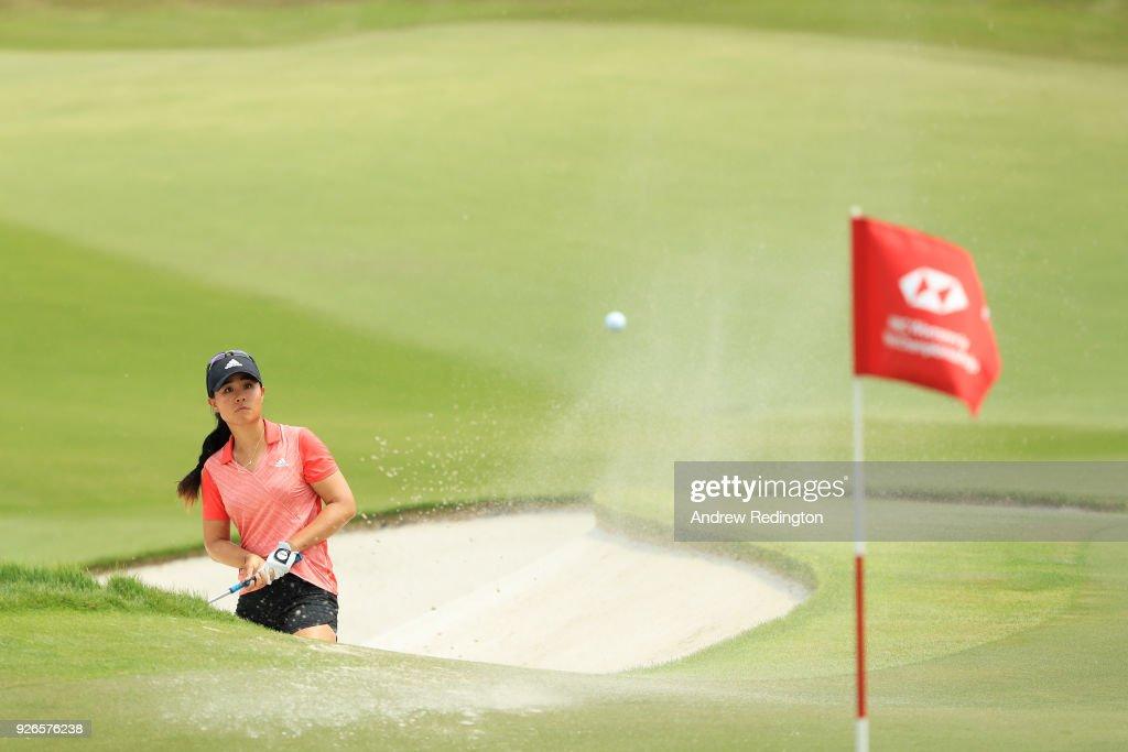 HSBC Women's World Championship - Round 3 : News Photo