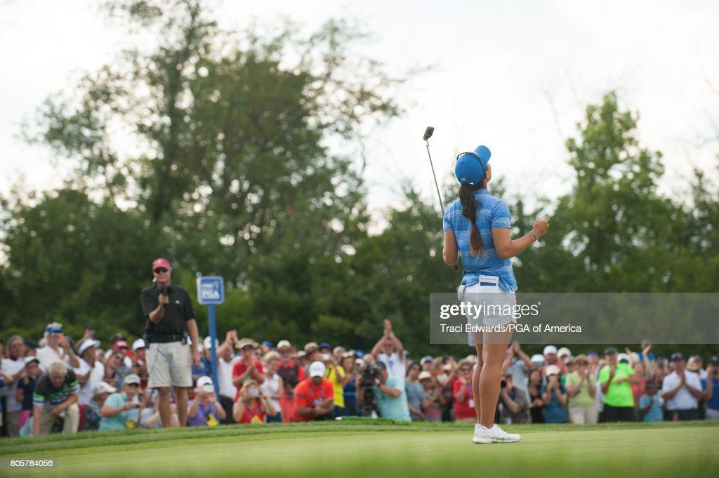 2017 KPMG Women's PGA Championship : News Photo