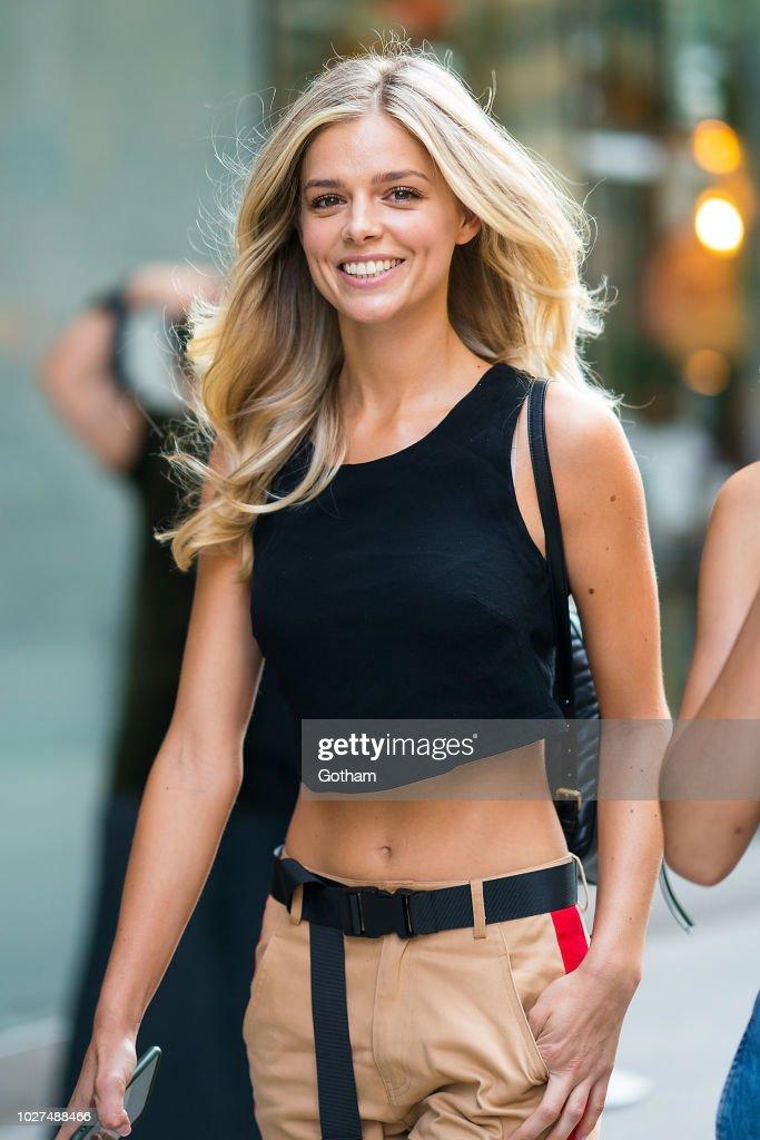 Victoria's Secret Casting Sightings : News Photo