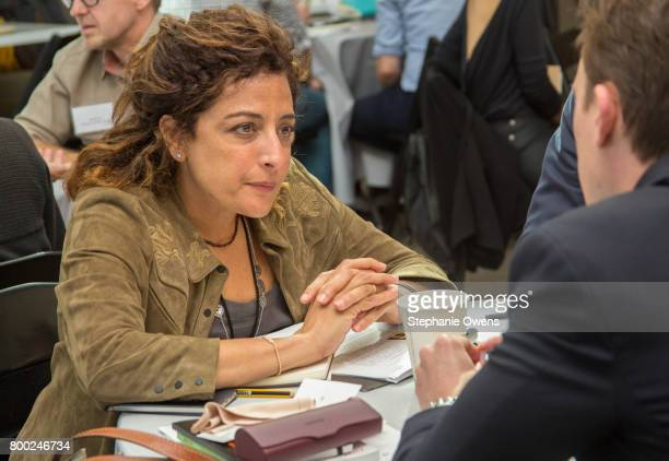 Danielle Krudy Fast Track Fellow attends Fast Track Session during the 2017 Los Angeles Film Festival on June 21 2017 in Culver City California