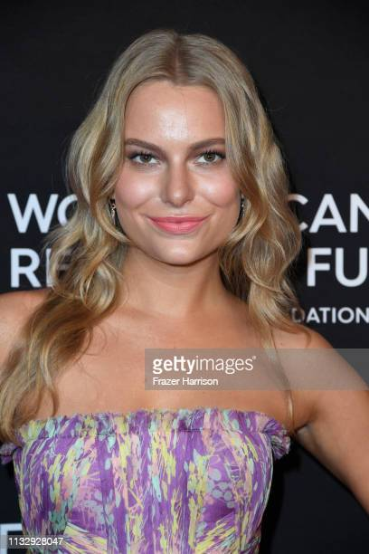Danielle Lauder attends The Women's Cancer Research Fund's An Unforgettable Evening Benefit Gala at the Beverly Wilshire Four Seasons Hotel on...