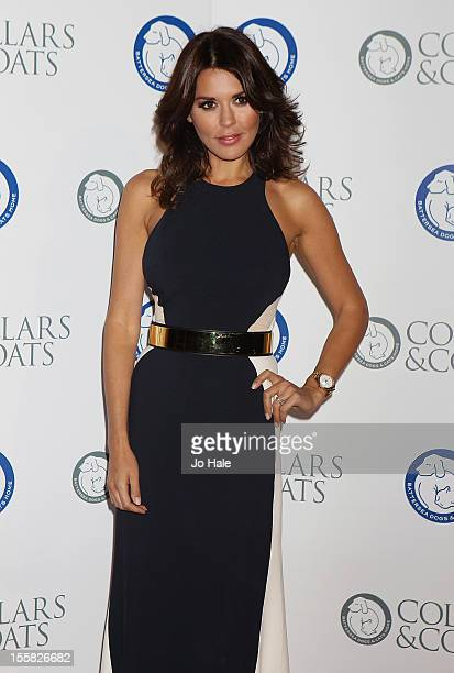 Danielle Lineker attends the Collars Coats Gala Ball at Battersea Evolution on November 8 2012 in London England