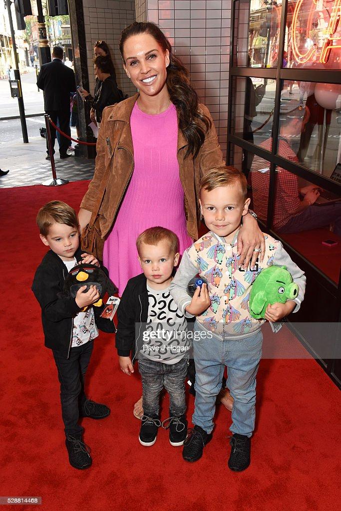 """Angry Birds"" - UK Gala Screening - VIP Arrivals : News Photo"