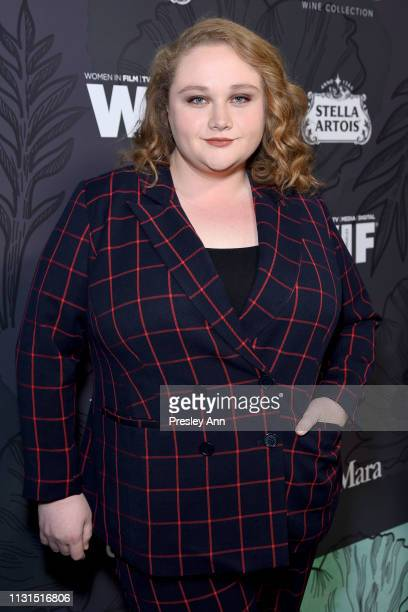 Danielle Macdonald attends the 12th Annual Women in Film Oscar Nominees Party Presented by Max Mara with additional support from Chloe Wine...