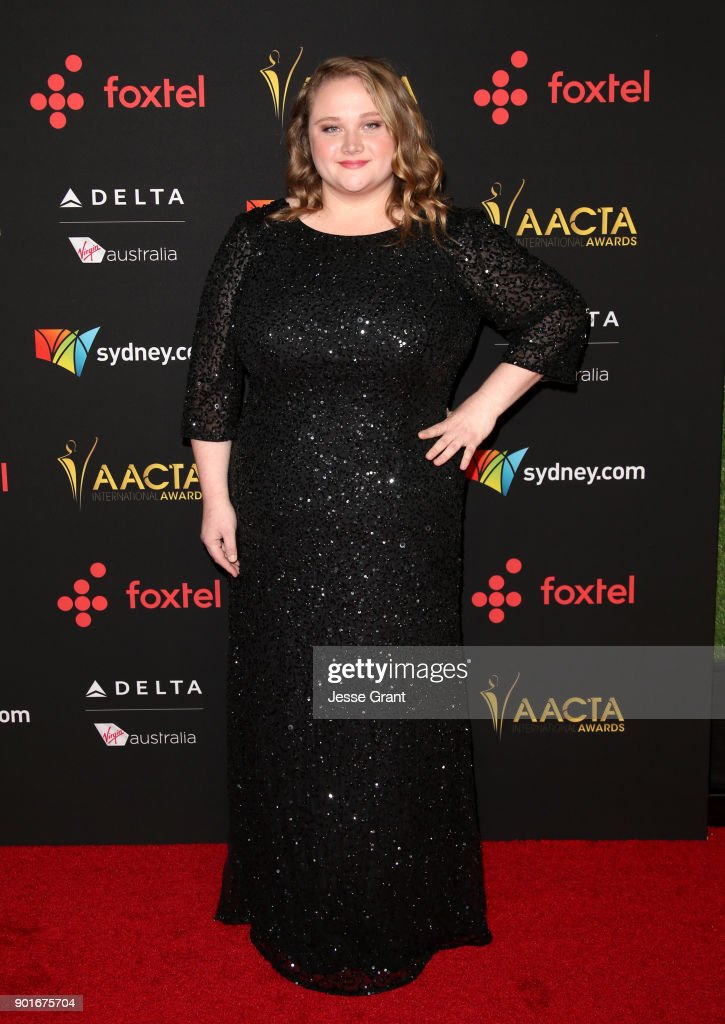 7th AACTA International Awards - Red Carpet : News Photo