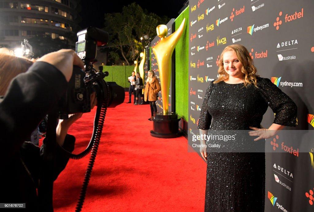 7th AACTA International Awards - Red Carpet : News Photo