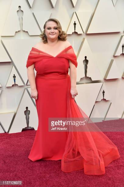 Danielle Macdonald attends the 91st Annual Academy Awards at Hollywood and Highland on February 24 2019 in Hollywood California