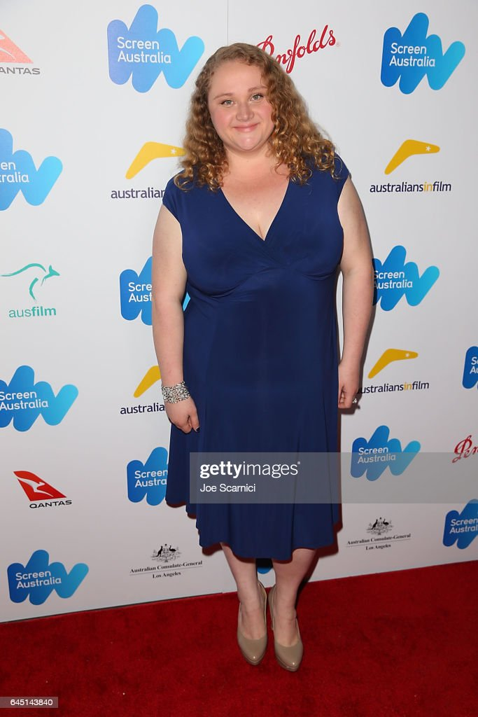 Screen Australia And Australians In Film Host Reception For Australian Oscar Nominees : News Photo