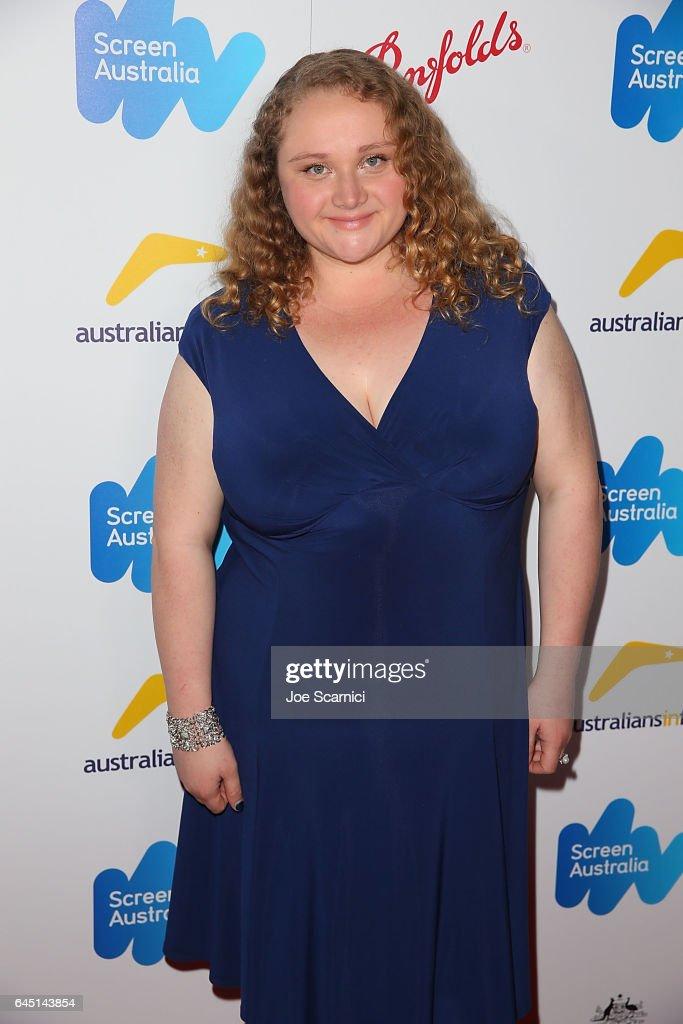 Screen Australia And Australians In Film Host Reception For Australian Oscar Nominees : News Photo
