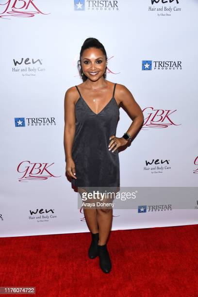 Danielle Nicolet at GBK Productions and WEN Presents A Luxury Lounge for TV's Top Talent on September 20 2019 in Los Angeles California