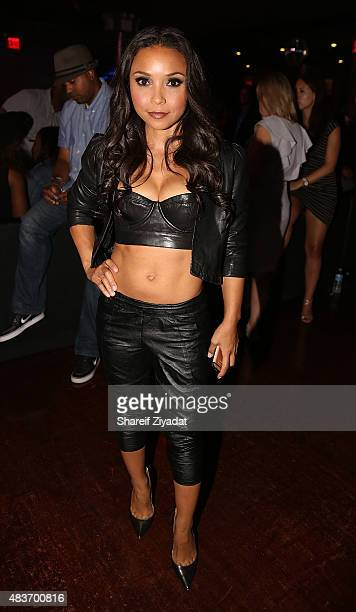 Danielle Nicolet at Stage 48 on August 11 2015 in New York City