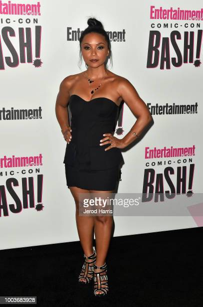 Danielle Nicolet attends Entertainment Weekly's ComicCon Bash held at FLOAT Hard Rock Hotel San Diego on July 21 2018 in San Diego California...