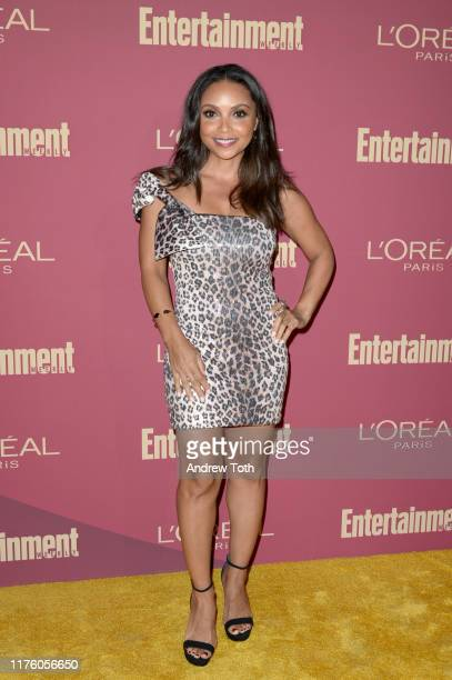 Danielle Nicolet attends the 2019 PreEmmy Party hosted by Entertainment Weekly and L'Oreal Paris at Sunset Tower Hotel in Los Angeles on Friday...