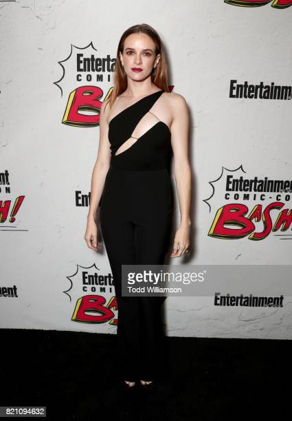 Danielle Panabaker at Entertainment Weekly's annual ComicCon party in celebration of ComicCon 2017 at Float at Hard Rock Hotel San Diego on July 22...