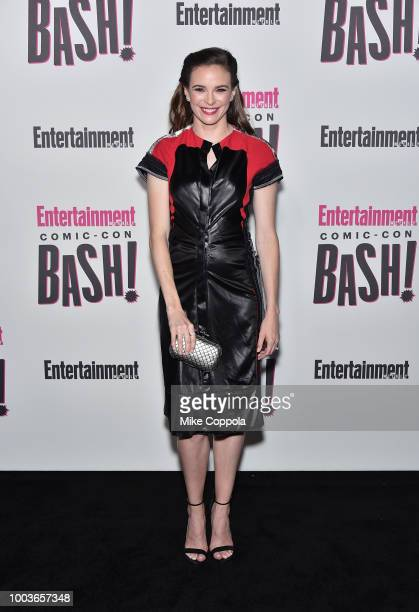 Danielle Panabaker attends Entertainment Weekly's ComicCon Bash held at FLOAT Hard Rock Hotel San Diego on July 21 2018 in San Diego California...