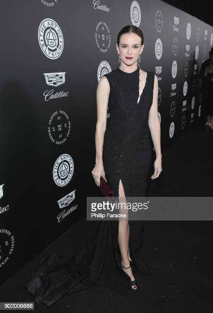 Danielle Panabaker attends The Art Of Elysium's 11th Annual Celebration on January 6 2018 in Santa Monica California
