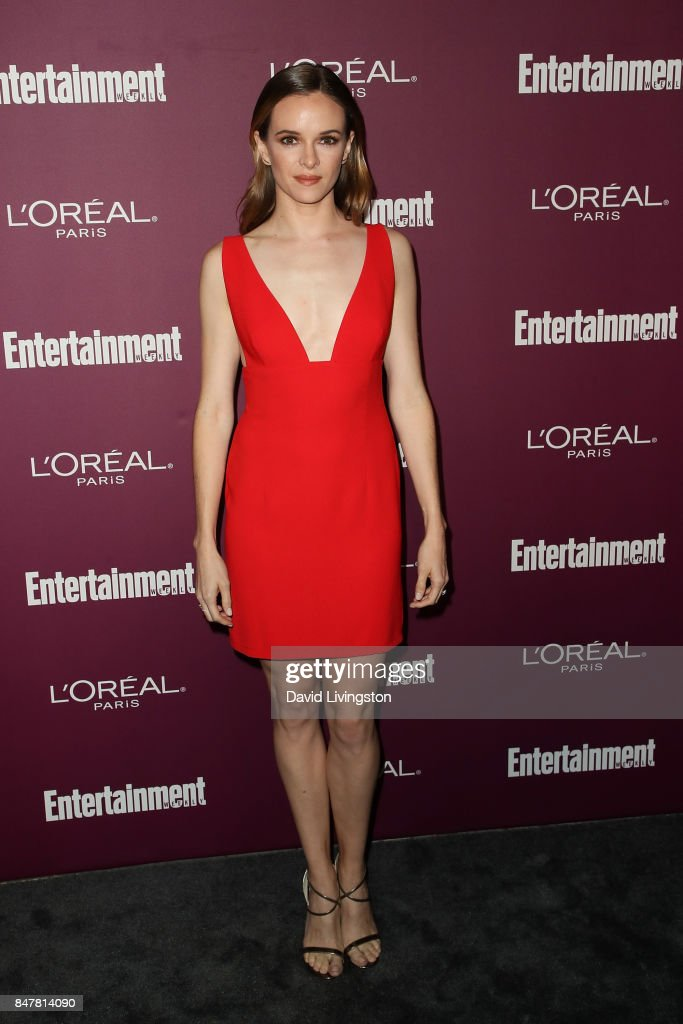 Danielle Panabaker attends the Entertainment Weekly's 2017 Pre-Emmy Party at the Sunset Tower Hotel on September 15, 2017 in West Hollywood, California.